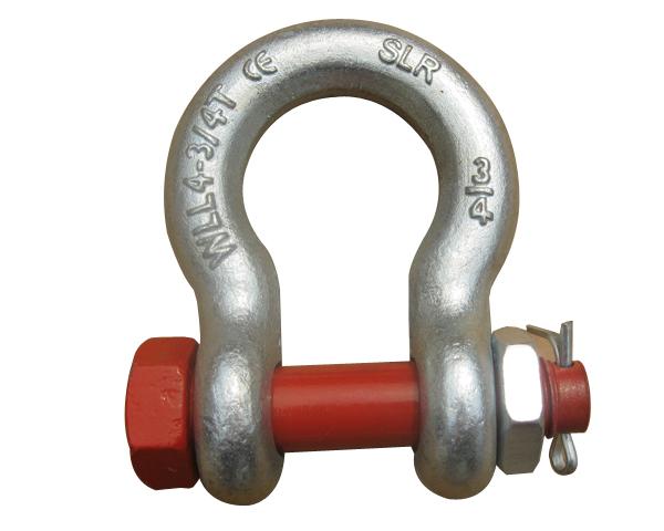 大chuan链条索具 弓形链环卸扣